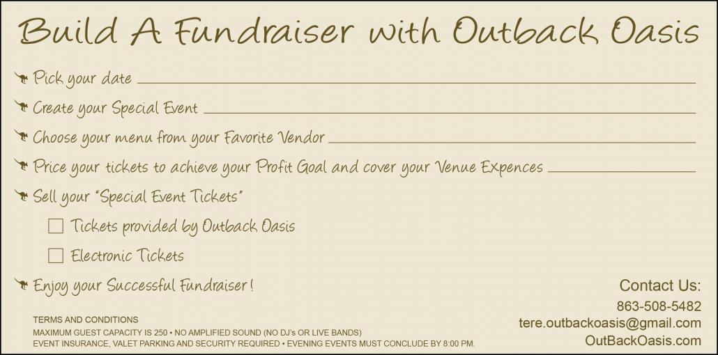Build A Fundraiser