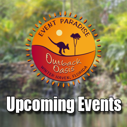 Outback Oasis Upcoming Events